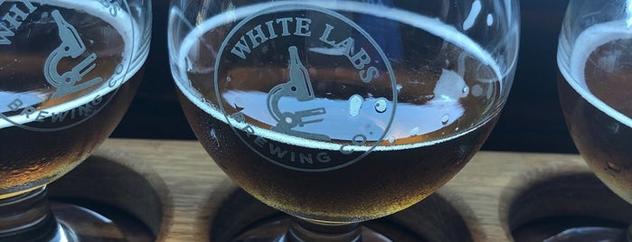 White Labs Brewing Co. is one of San Diego Breweries.