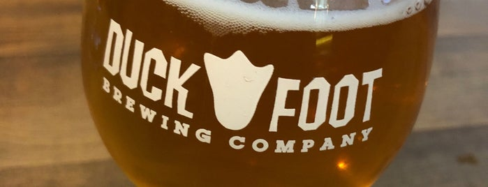 Duck Foot Brewing Company is one of California Breweries 5.