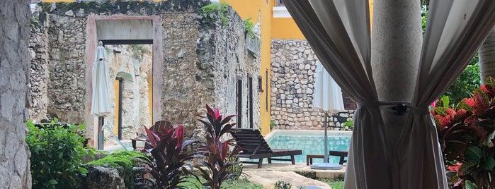 Hacienda Puerta Hotel Campeche is one of Campeche.