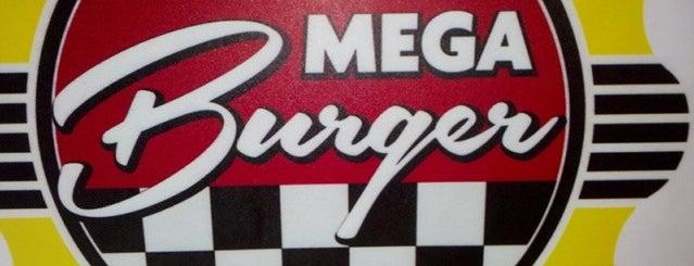 Mega Burger 360 is one of Lugares Visitados.