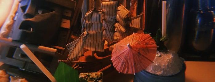 Waikiki Tiki Room is one of Mexico City by un chilango.