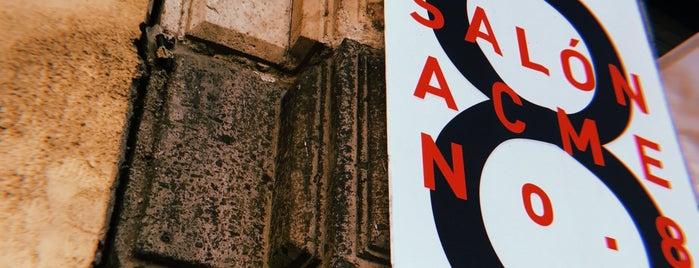 Salón Acme #6 is one of Fun.