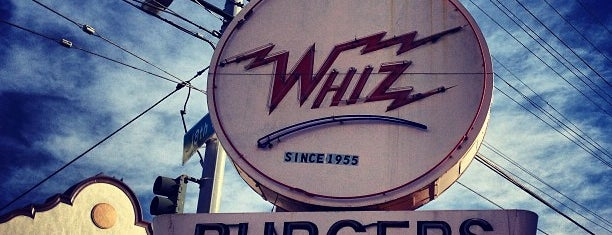 Whiz Burgers is one of Foodie.