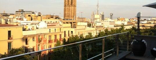 Hotel Bagués is one of Terrazas Barcelona.