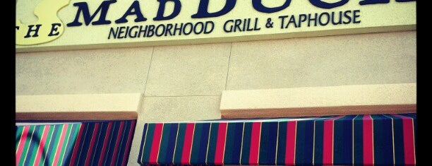 The Mad Duck Neighborhood Grill & Taphouse is one of Fresno Area Favorites.