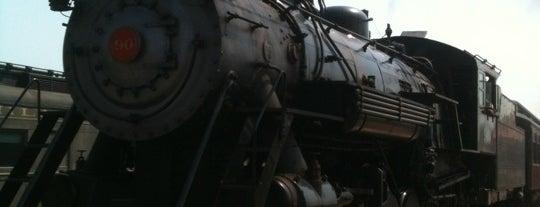 Strasburg Railroad is one of Pennsylvania.