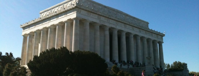 Monumento a Lincoln is one of ♡DC.
