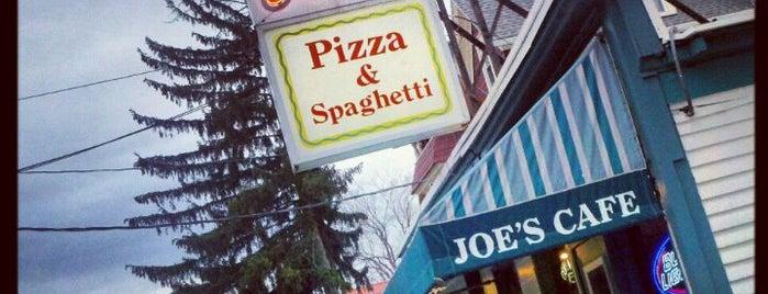 Joe's Cafe is one of Kaitlynn : понравившиеся места.