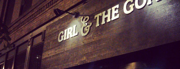 Girl & The Goat is one of Tempat yang Disimpan Adam.