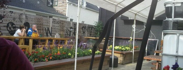 The Boiler Room is one of Chicago Patios.