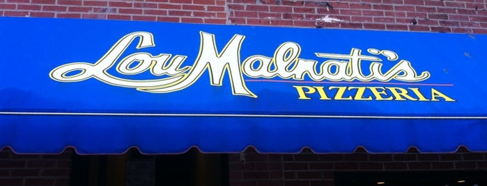 Lou Malnati's Pizzeria is one of Miss: сохраненные места.