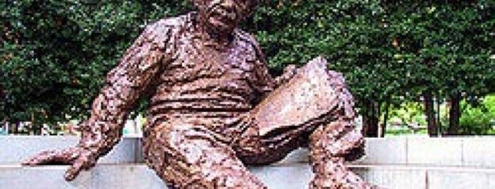 Albert Einstein Memorial is one of Trips / Washington, DC.