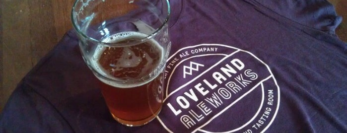 Loveland Aleworks is one of Colorado Breweries.