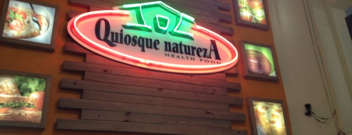 Quiosque Natureza is one of Lieux sauvegardés par Rafaela.