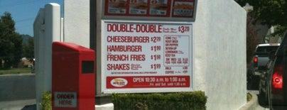 In-N-Out Burger is one of West Coast Road Trip.