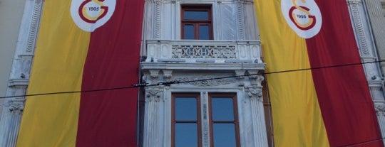 Galatasaray Meydanı is one of İstanbul.