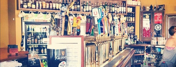 James E. McNellie's Public House is one of Favorite OKC Spots.