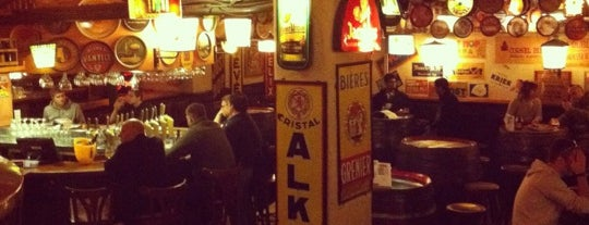 Delirium Café is one of Brussels & Brugge.