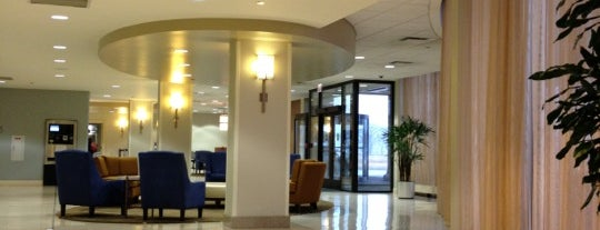 Holiday Inn Express & Suites Chicago O'Hare Airport is one of Highlights.
