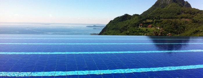Lefay Resort & Spa is one of Italia 19.