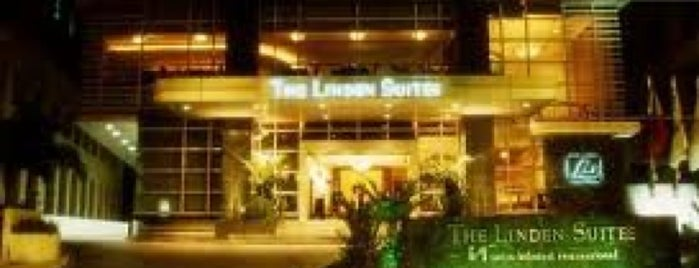 The Linden Suites is one of สถานที่ที่ iSA 💃🏻 ถูกใจ.
