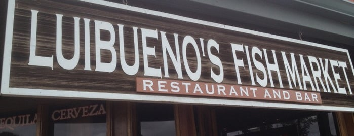 Luibueno's Mexican and Latin Cuisine is one of Hawaii.