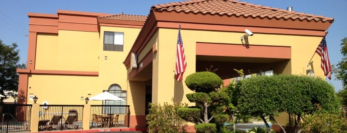Best Western Plus Fresno Inn is one of Lugares favoritos de Renat.