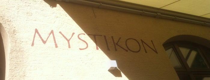 Mystikon is one of Munich.