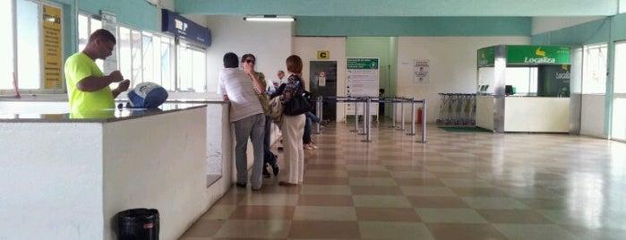 Aeroporto de Governador Valadares / Coronel Altino Machado de Oliveira (GVR) is one of Aeroportos.