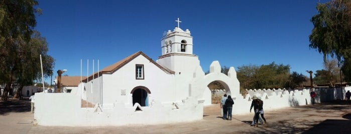 Iglesia de San Pedro is one of San Pedro de Atacama.