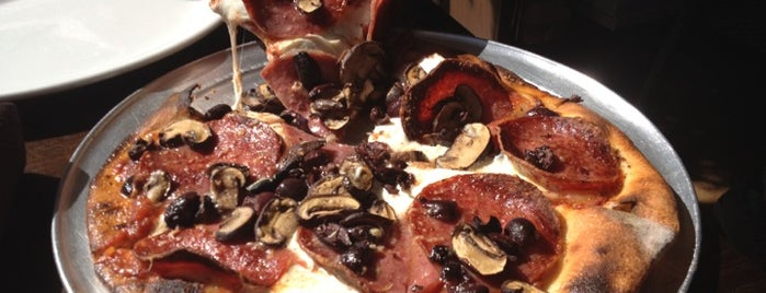 Blue Ribbon Artisan Pizza is one of San Diego to-do's.