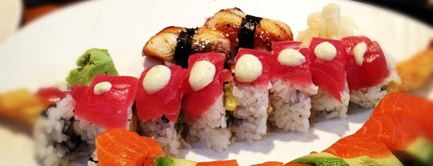 Maiko Sushi Lounge is one of Austin [AR].