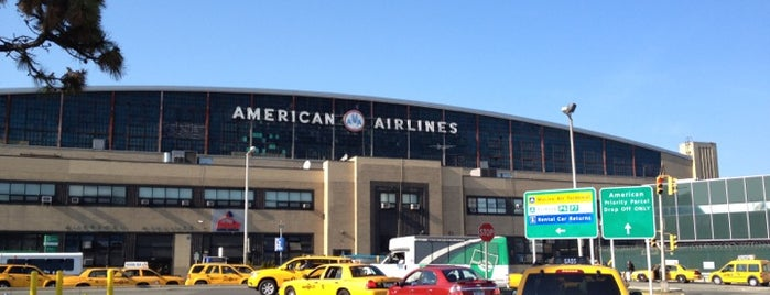 Аэропорт Ла Гуардия (LGA) is one of Flyin' Around the Globe.
