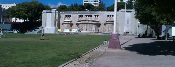 Parque da Fonte Luminosa is one of Lissabon.