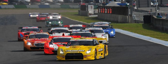 Twin Ring Motegi is one of Bucket List for Gearheads.