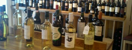Bed-Vyne Wine & Spirits is one of NYC Izzy 2DO.