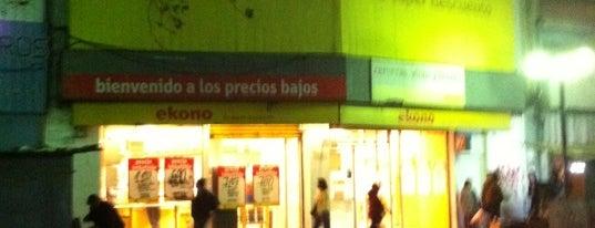 Ekono is one of Santiago de Chile.