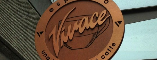 Espresso Vivace is one of Seattle.