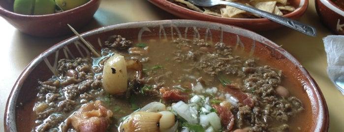 Karne Garibaldi is one of Guadalajara, MX.