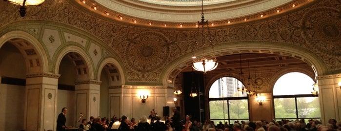 Чикагский культурный центр is one of Leadership Institute: Chicago.