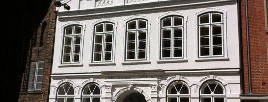 Buddenbrookhaus is one of Locais curtidos por Jana.