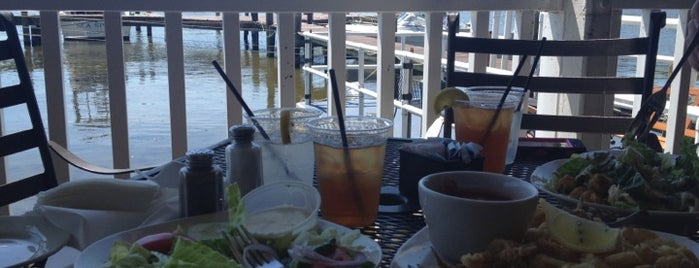 Carson's Creekside is one of Best of the Bay - Dock Bars of Maryland.
