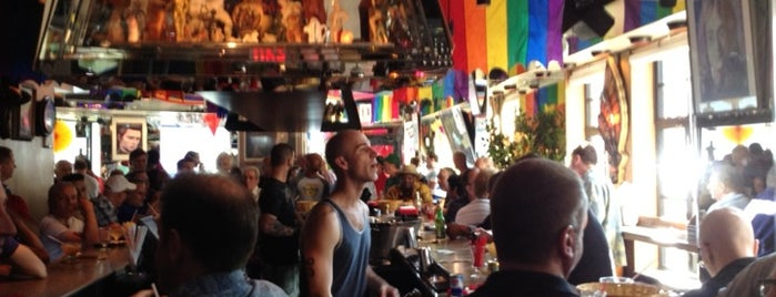 The Monster is one of NYC Queer Bars!.