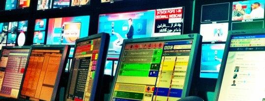 BBC Persian is one of Hamit'in Kaydettiği Mekanlar.