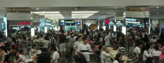 Praça de Alimentação is one of Goiânia Shopping.
