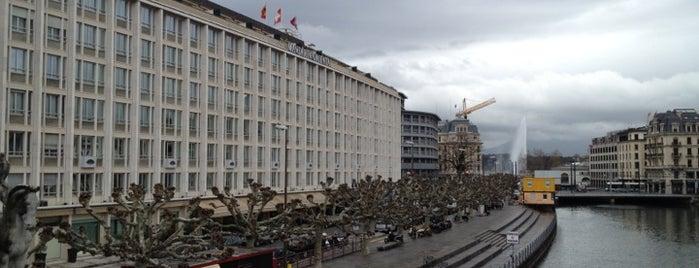 Mandarin Oriental Geneva is one of Modern Lux Hotels.