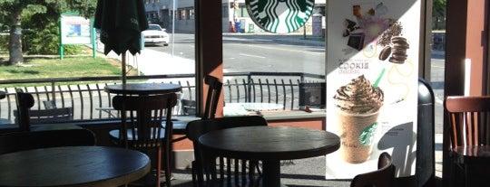 Starbucks is one of Orte, die LJ gefallen.