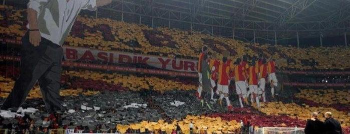 Türk Telekom Stadyumu is one of Best Stadiums.