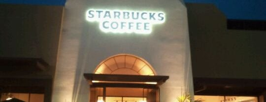 Starbucks is one of Coffee Break.