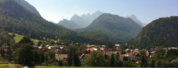 Triglavski Narodni Park (Triglav National Park) is one of Slovenia 2013.